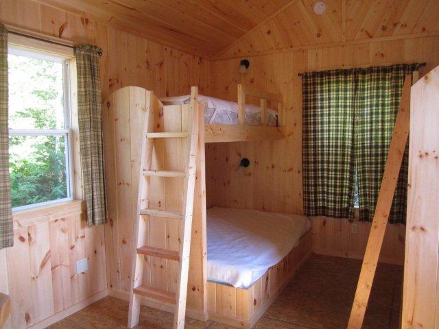 canoer cabin inside 2