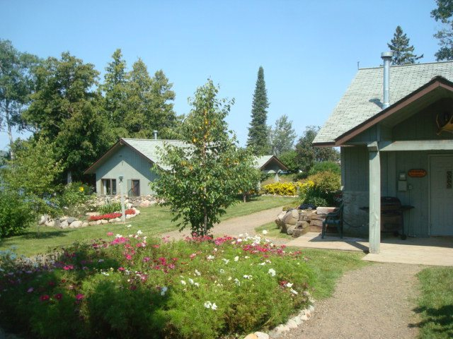 Gunflint Lodge Gunflint lake homes