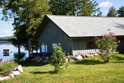 Gunflint Lodge Outside-cabin-5-small