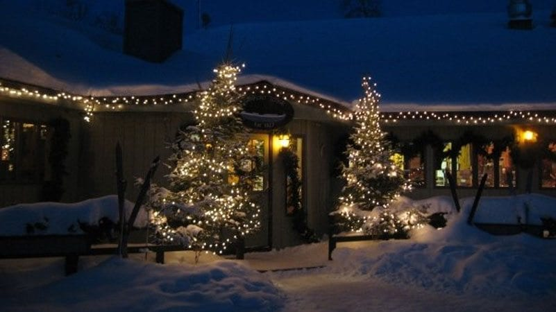 Gunflint Lodge Holidays