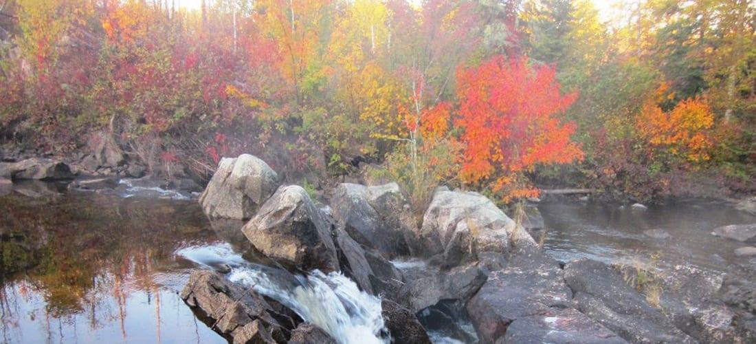 Little Rock Falls